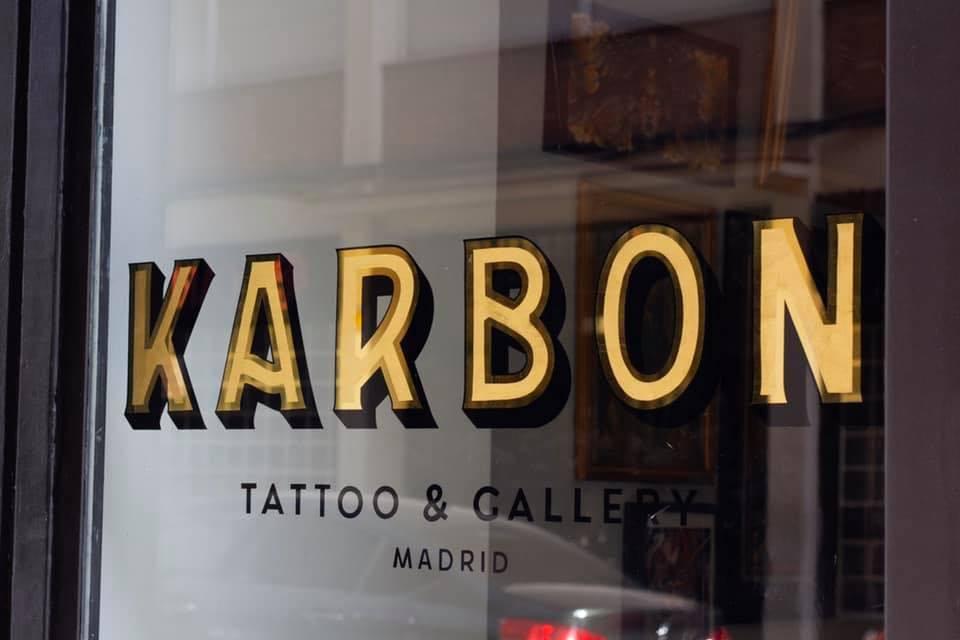 KARBON TATTOO GALLERY MADRID