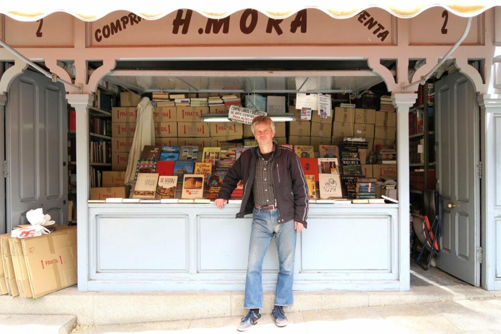 LIBRERÍA H. MORA librerias de segunda mano en madrid
