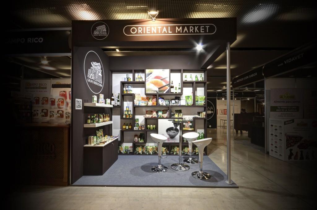 ORIENTAL MARKET tienda japonesa Madrid