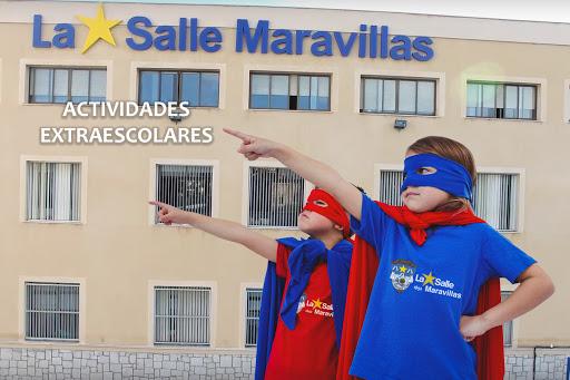 colegio privado la salle maravillas madrid