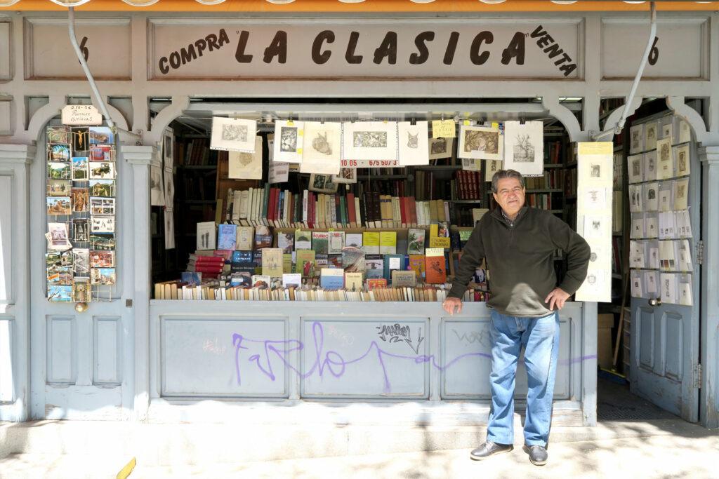 la clásica librerias de segunda mano en madrid