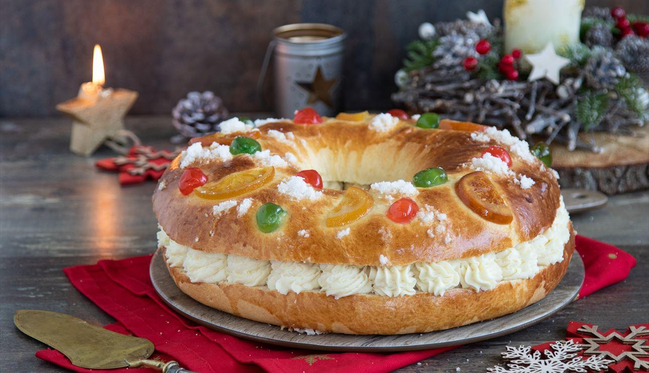 Mejores Roscones de Reyes de Madrid