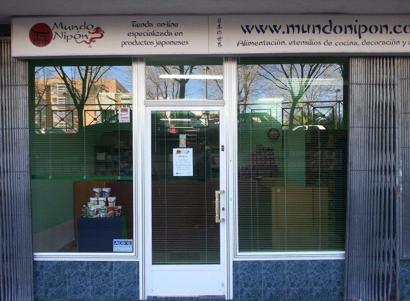 mundonipon tienda japonesa madrid