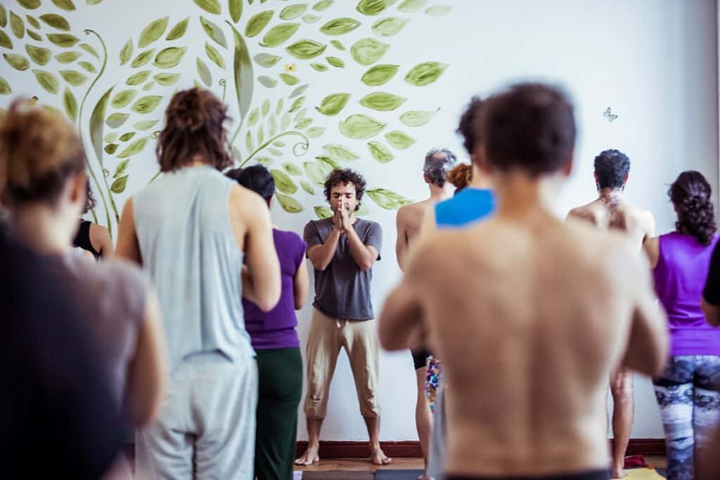 Ashtanga Yoga Madrid