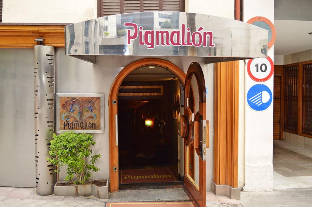 Bar Pigmalion