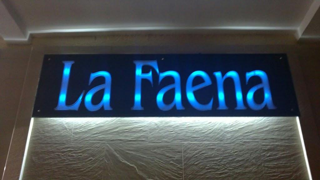 CLUB LA FAENA