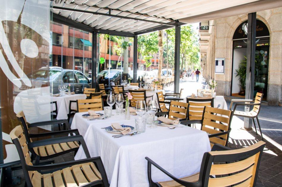 LA CEVICUCHERIA restaurantes peruanos madrid