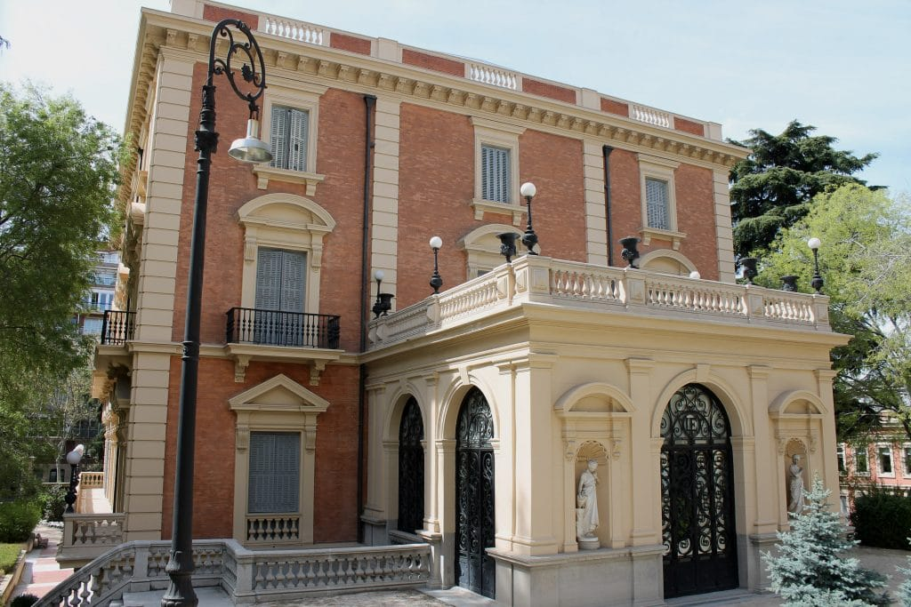 MUSEO LÁZARO GALDIANO madrid gratis hoy