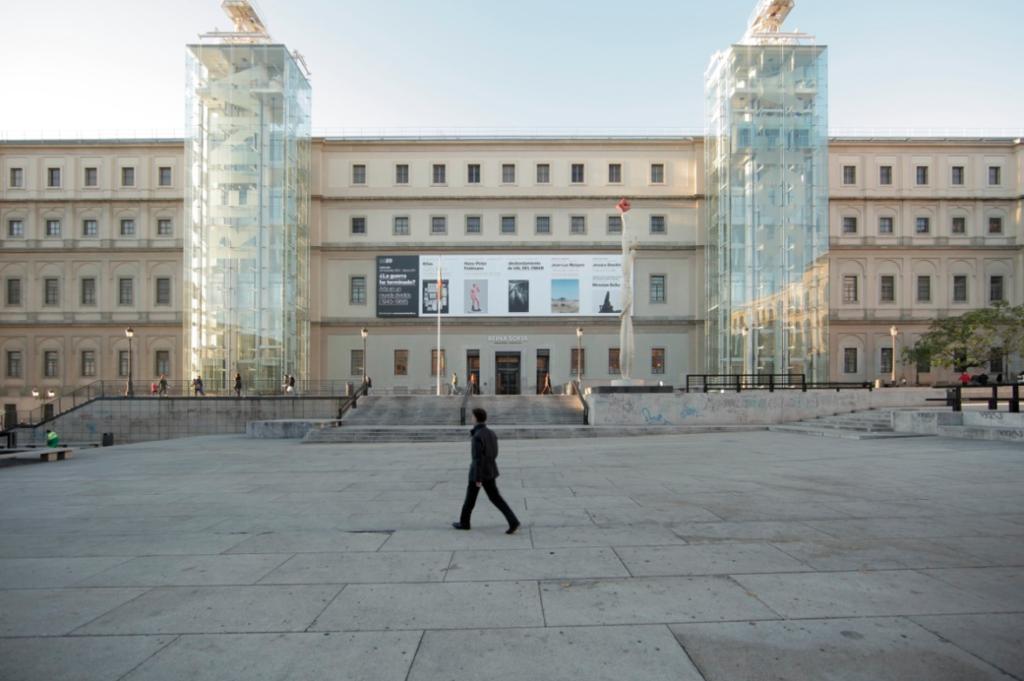 MUSEO REINA SOFÍA madrid gratis hoy