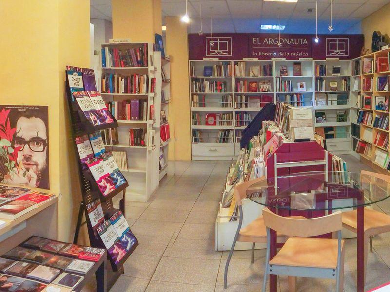 el argonauta librería especializada madrid