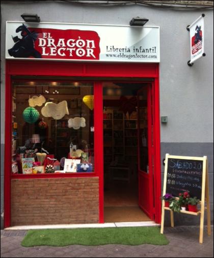 el dragon lector libreria especializada madrid