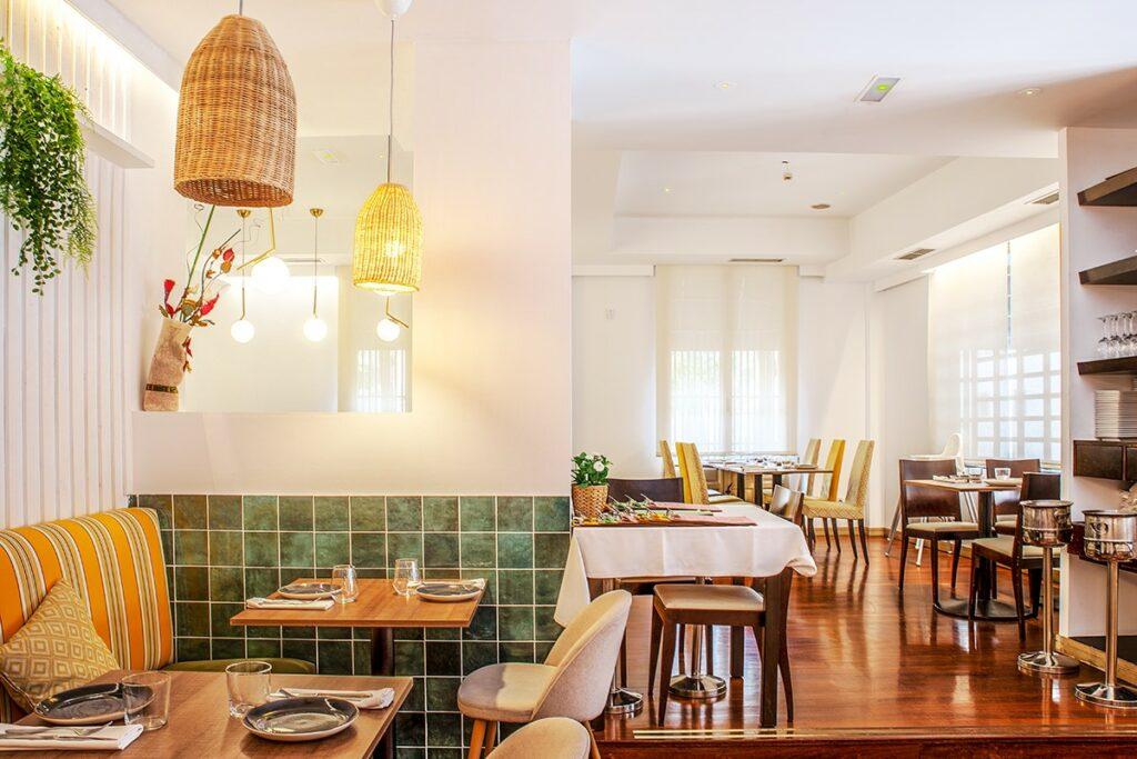 gastrobar pisco 41 restaurante peruano madrid