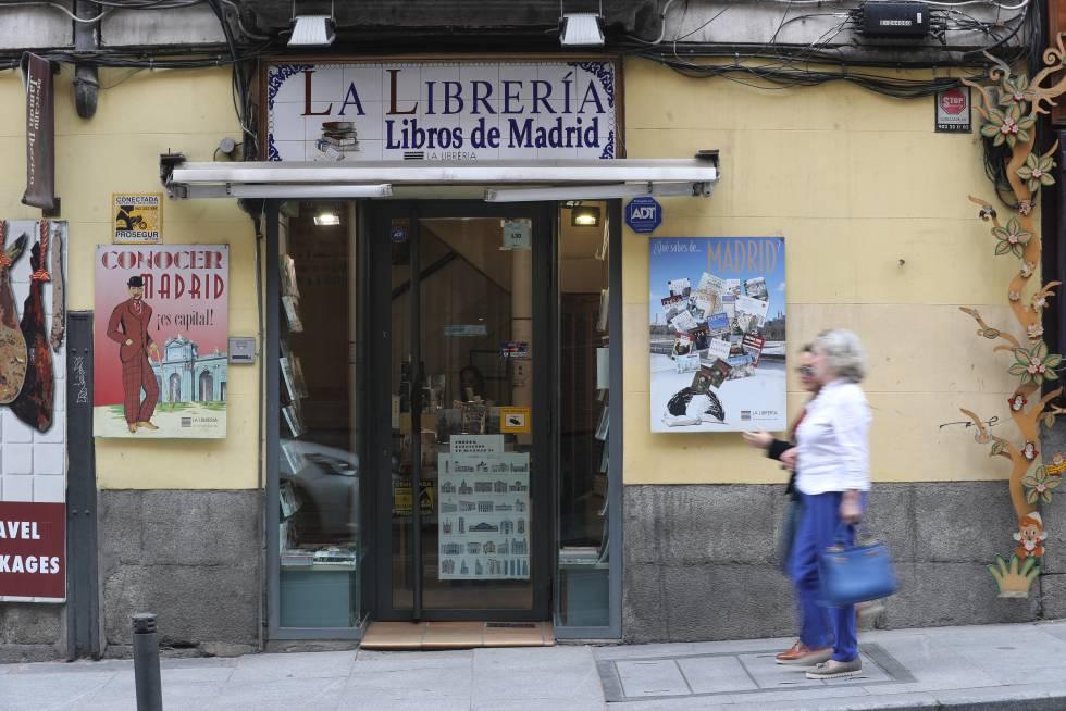 la libreria de madrid especializada