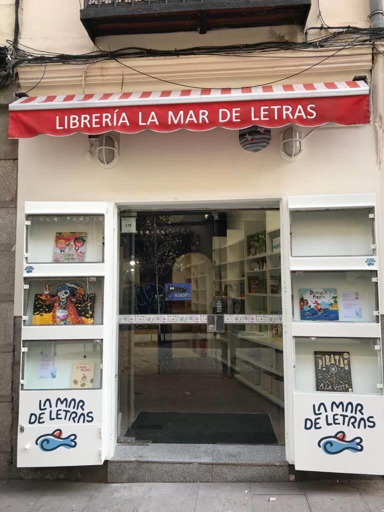 la mar de letras libreria especializada