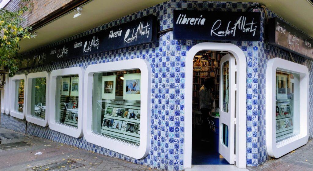 librería rafael alberti madrid