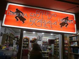 librería especializada estudio escarlata madrid