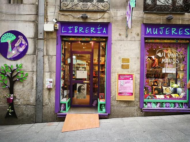 libreria mujeres especializada madrid