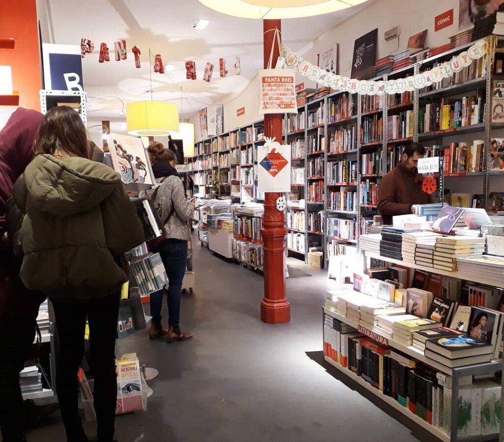 panta rhei libreria especializada madrid