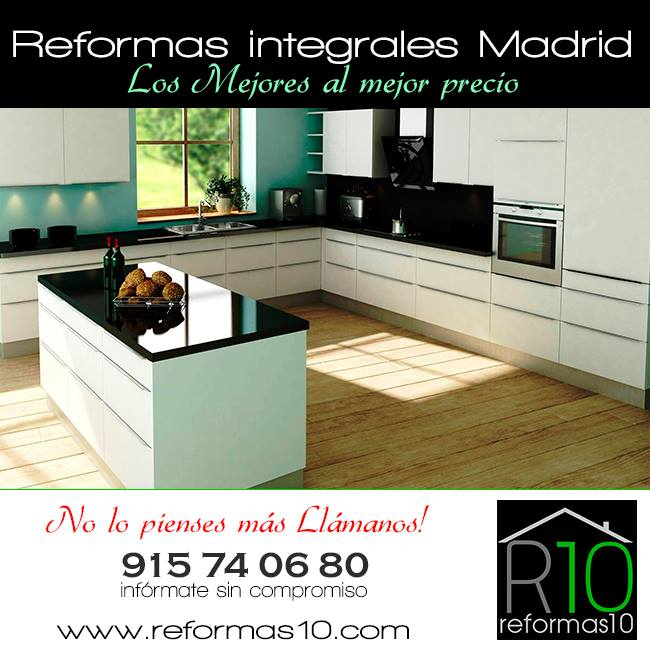 reformas 10 integrales madrid