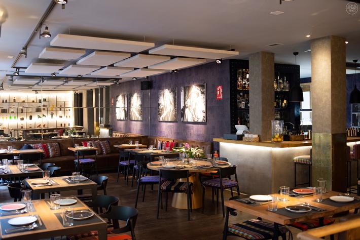restaurante peruano quispe madrid
