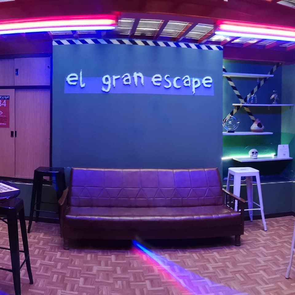 El Gran Escape Madrid