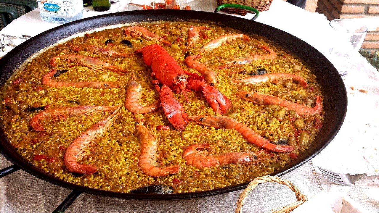 Mejores Paellas a Domicilio en Madrid