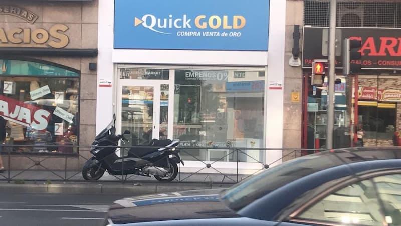 Quickgold Madrid