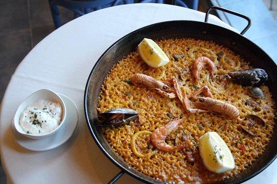 Restaurante Arrocería Mediterráneo