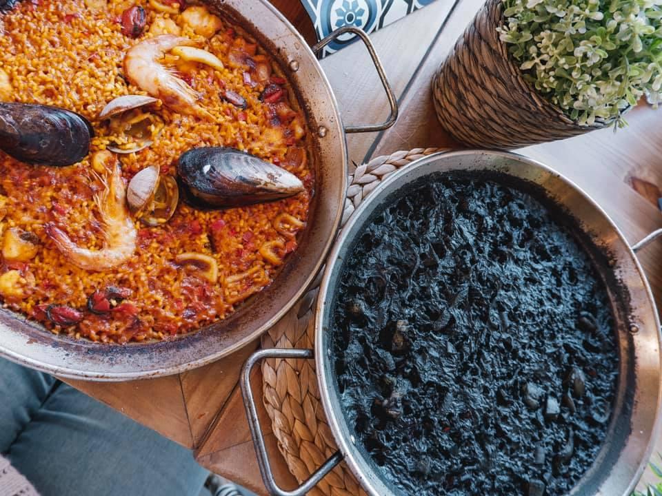 Restaurante Formentera Montecarmelo