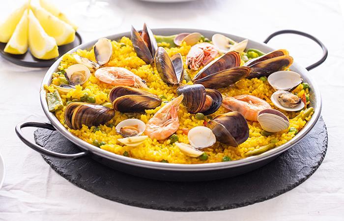 Restaurante Salamar Madrid