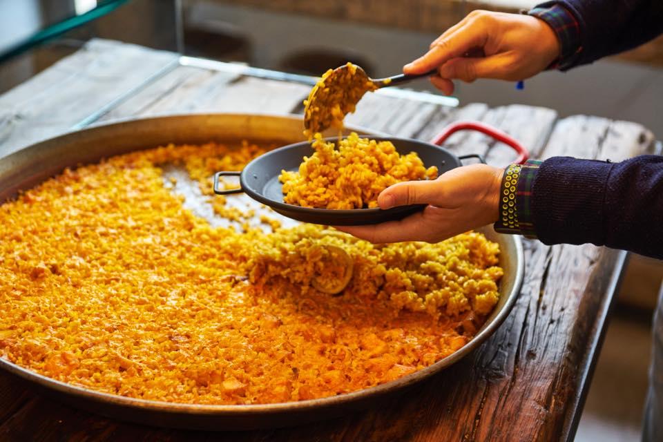 Socarratt Paellas Madrid