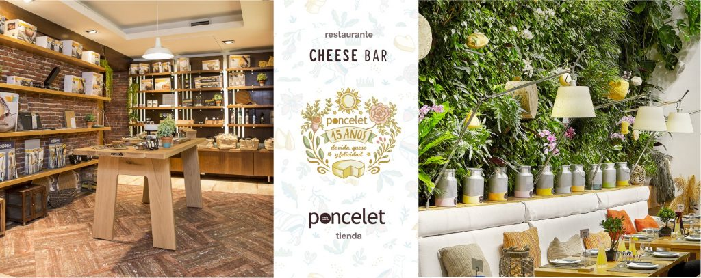 poncelet cheese bar madrid